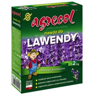 Nawóz do lawendy - Agrecol - 1,2 kg