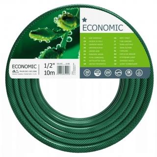 """Wąż ogrodowy ECONOMIC - 1/2"""", 10m - CELLFAST"""