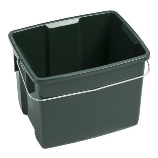 Kosz na odpady organiczne Bio Box - 6 litrów - zielony