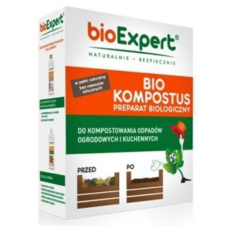 BIO Kompostus - przyspiesza kompostowanie w naturalny sposób - BioExpert - 500 g