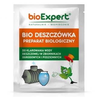 BIO Deszczówka - do zbiorników z wodą, zabezpiecza przed zakwitaniem wody - BioExpert - 25 g