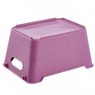 Pojemnik do przechowywania - Lotta - 1,8 litra - berry