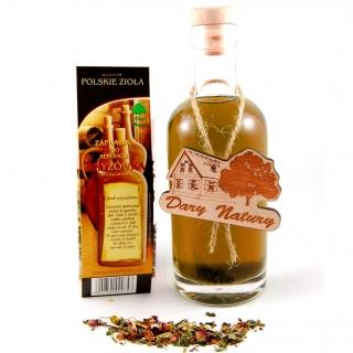 Polskie zioła - Anyżówka - mieszanka ziół, zaprawka do alkoholu - na 2 litry