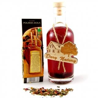 Polskie zioła - Dereniówka - mieszanka ziół, zaprawka do alkoholu - na 2 litry