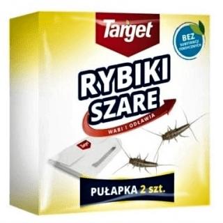 Pułapka na rybiki - koniec z małymi robaczkami w łazience i kuchni - 2 szt.