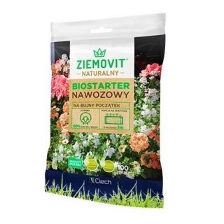 Biostarter nawozowy - naturalny i ekologiczny na bujny początek - 100 gram