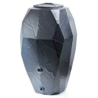 Zbiornik na deszczówkę, pojemnik na wodę - Canyon - 310 litrów - antracyt - DOSTAWA GRATIS!