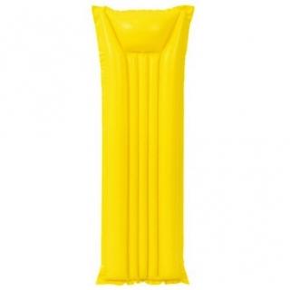 Materac dmuchany - Yellow - 183 x 69 cm