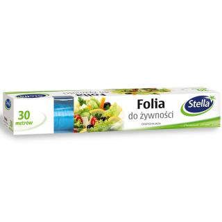Folia do żywności oddychająca - box - 30 m