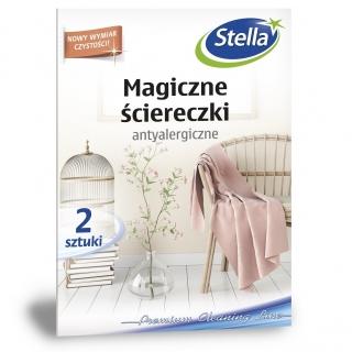 Magiczne ściereczki dla alergików z mikrowłókien Evolon - 2 szt.