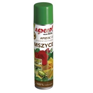 Afizol AE - spray na mszyce - skuteczny i łatwy w uzyciu - Agrecol - 300 ml