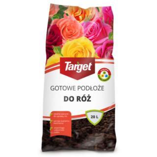 Ziemia do róż - Target - 20 litrów