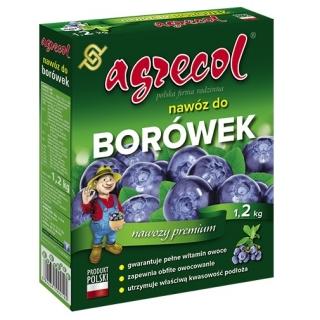 Nawóz do borówek - Agrecol - 1,2 kg