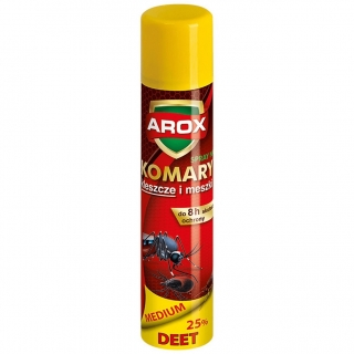 Spray DEET na komary i meszki - Arox - 90 ml