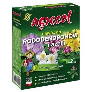 Nawóz do różaneczników i azalii - Agrecol - 1,2 kg