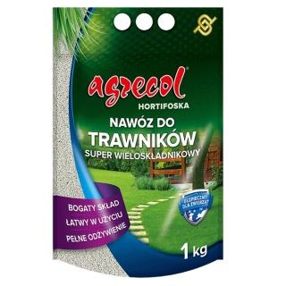 Hortifoska do trawników - łatwy w użyciu i skuteczny nawóz - Agrecol - 1 kg