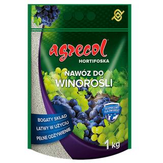 Hortifoska do winorośli - łatwy w użyciu i skuteczny nawóz - Agrecol - 1 kg