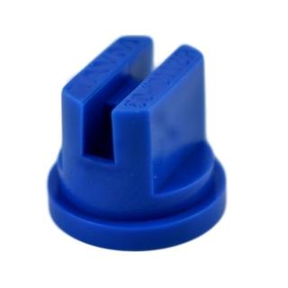 Dysza do opryskiwacza, rozpylacz płaskostrumieniowy UF-03 - rozszerzony zakres cisnienia - niebieski - Kwazar