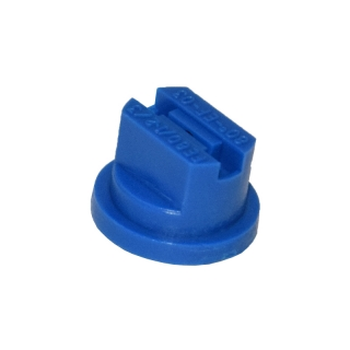 Dysza do opryskiwacza, rozpylacz płaskostrumieniowy EF-03 - niebieski - Kwazar