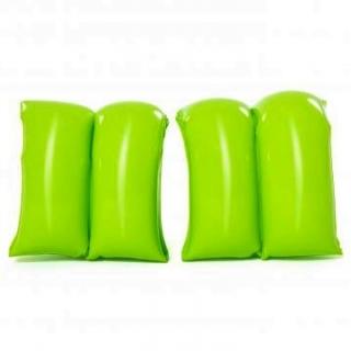 Rękawki dmuchane - zielone - 20 x 20