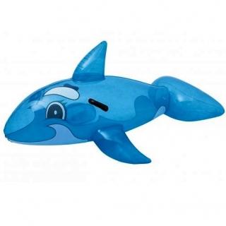Pływak dmuchany - Orka niebieska - 157 x 94 cm