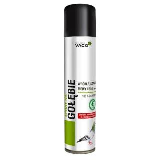 Eko odstraszacz w sprayu na gołębie i inne ptaki  - 300 ml