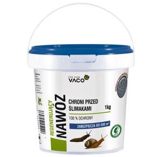 Eko nawóz odstraszający ślimaki - 1 kg