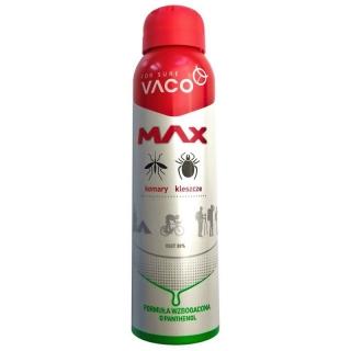 Spray Max z panthenolem na komary, kleszcze i meszki - 100 ml