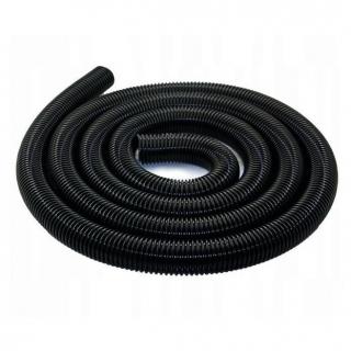 Wąż/rura do zbieracza - łapacza wody do zbiorników na deszczówkę - czarny - 50 cm