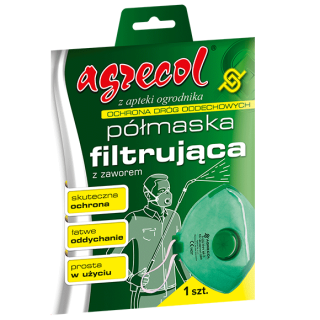Półmaska filtrująca do ochrony dróg oddechowych
