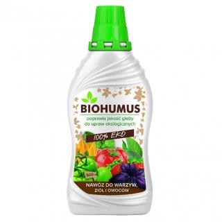 Biohumus - nawóz uniwersalny - Agrecol - 500 ml