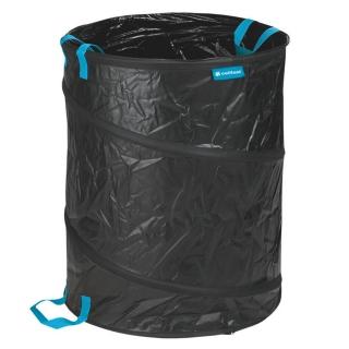 Pojemnik ogrodowy składany - na liście, trawę, chwasty, śmieci - Cellfast - 172 litry