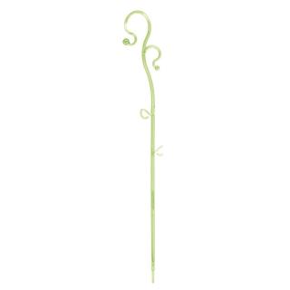 Podpórka do storczyka i innych kwiatów - Decor Stick - zielona - 39 cm