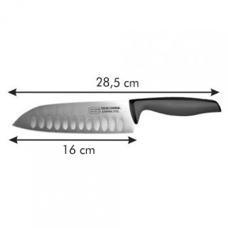 Nóż Santoku - PRECIOSO - 16 cm