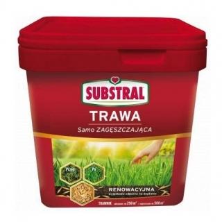 Trawa SAMOZAGĘSZCZAJĄCA - renowacyjna - Substral - 15 kg - na 600 m²