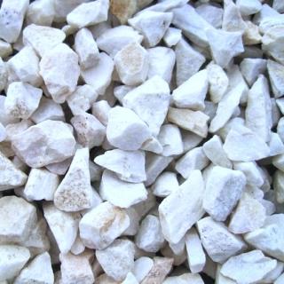 Grys marmurowy ozdobny - Biała Marianna - 8-16 mm - 5 kg