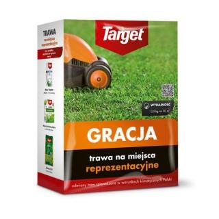 Gracja - trawa na miejsca reprezentacyjne - Target - 15 kg - na 600 m²