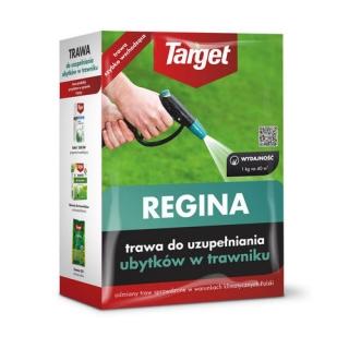 Trawa Regina - do regeneracji ubytków w trawniku - Target - 15 kg - na 600 m²