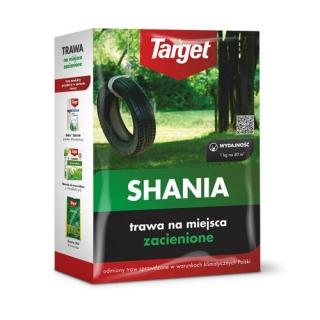 Shania - trawa na miejsca zacienione - Target - 15 kg - na 600 m²