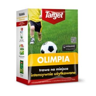 Olimpia - trawa na miejsca intensywnie użytkowane - Target - 15 kg - na 600 m²