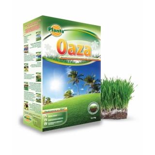 Oaza - mieszanka traw na tereny suche i nasłonecznione - Planta - 15 kg - na 600 m²