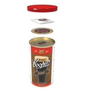 Koncentrat do warzenia piwa - Coopers Stout - 1,7 kg