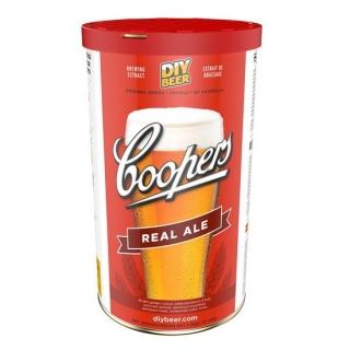 Koncentrat do warzenia piwa - Coopers Real Ale - 1,7 kg