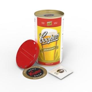 Koncentrat do warzenia piwa - Coopers Draught - 1,7 kg