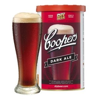 Koncentrat do warzenia piwa - Coopers Dark Ale - 1,7 kg