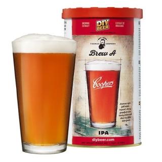 Koncentrat do warzenia piwa - Coopers Brew A IPA - 1,7 kg