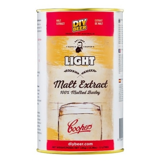 Ekstrakt słodowy, jasny - Coopers Light - 1,5 kg