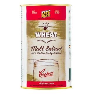 Ekstrakt słodowy, pszeniczny - Coopers Wheat - 1,5 kg