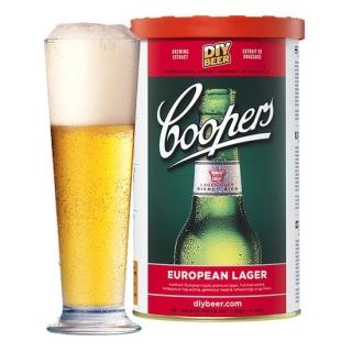 Koncentrat do warzenia piwa - Coopers European Lager - 1,7 kg