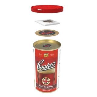 Koncentrat do warzenia piwa - Coopers English Bitter - 1,7 kg